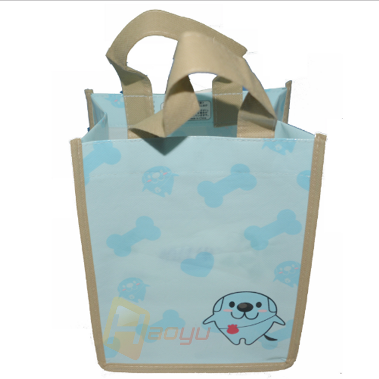 Different capacities ecofriendly market tote bag for certificates