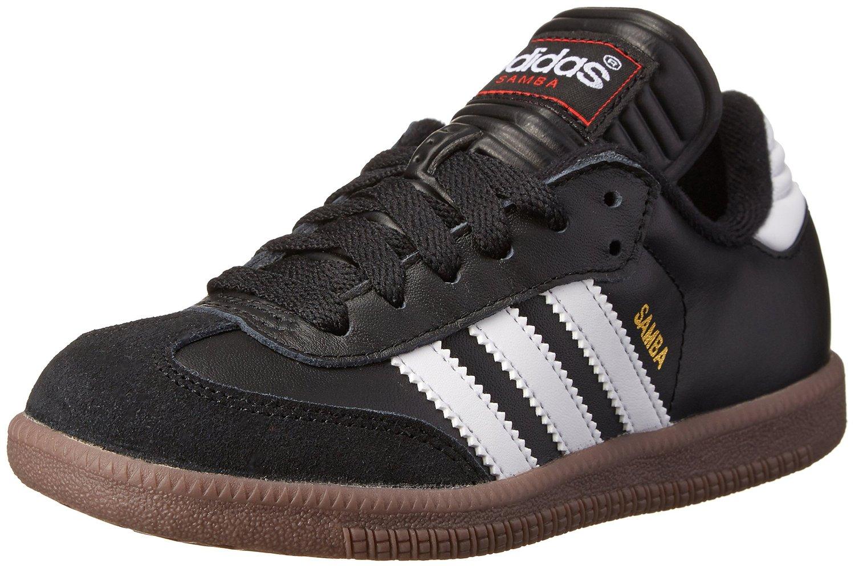 Get Quotations · adidas Samba Classic Leather Soccer Shoe 1497f53e26b