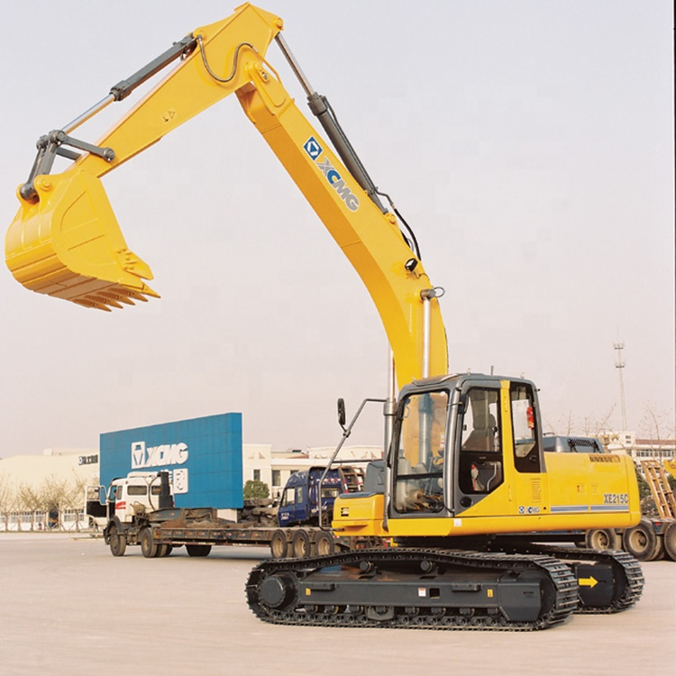 21ton Middle Crawler Excavator XE215C with Breaker for sale