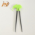 silicone chopstick holder with bamboo chopstick