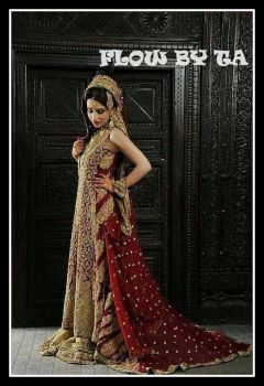 pakistan bridal wear