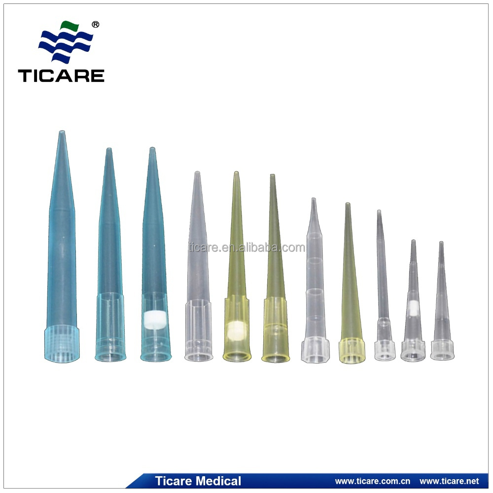 Disposable Pipette Tips With Filter