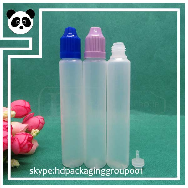 China factory in stock 30ml pen bottles eye dropper e liquid bottles mixed colors child safe cap for wholesales