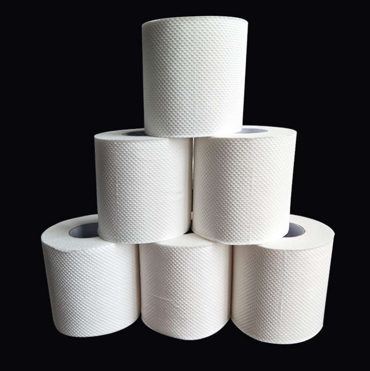 Factory Outlet toilet tissue paper with small roll