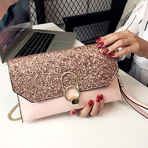 NS2149 Korean Fashion Hot Sale Women Sexy Leather Party Clutch Bags