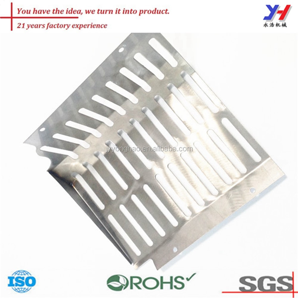 high demand stainless steel 304 heat sink enclosure for
