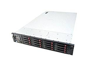 HP ProLiant DL380 G6 2U RackMount 64-bit Server with 2xQuad-Core L5520 Xeon 2.26GHz CPUs + 24GB PC3-10600R RAM + 16x146GB 10K SAS SFF HDD, P410i RAID, DVD-ROM, 4xGigaBit NIC, 2xPower Supplies, NO OS