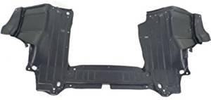 Crash Parts Plus Front Engine Splash Shield Guard for 2013-2014 Honda Fit