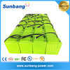Electric car batteries sale large capacity New Solar LiFePo4 Battery