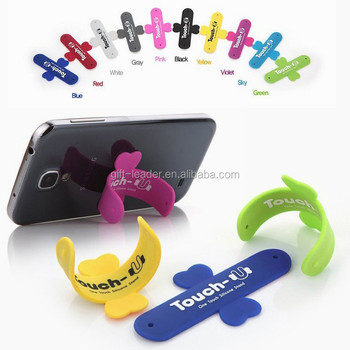 Mini portable cell phone holder chair