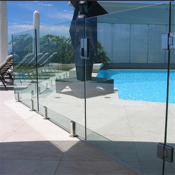 Safety Lock System Glass Pool Fence Baby Guard Pool Fence Buy