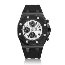 KIMSDUN часы мужские брендовые автоматические механические часы черные мужские наручные часы Rolexable спортивные мужские часы Relogio Masculino(Китай)