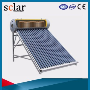 Stainless steel solar energy systems different capacity indoor solar water for sale