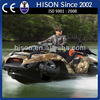 Hison shocking price cheap 3 seats argo amphibious atv