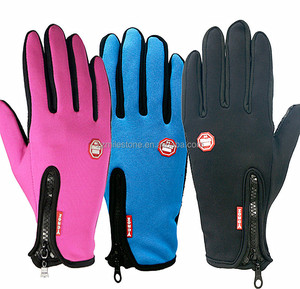 Touch Screen Windproof&water proof Horse Riding Gloves Breathable Equestria Motorcycle gloves factory
