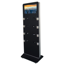 21.5 Inch Android Online Restaurant Cell Phone Charging Station