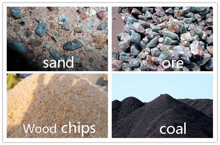 Sand Screening Machine Application