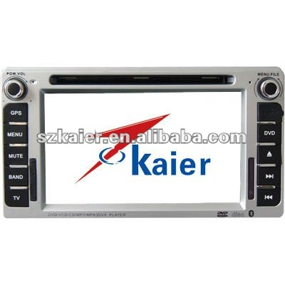 car navigation and entertainment system for Santa Fe