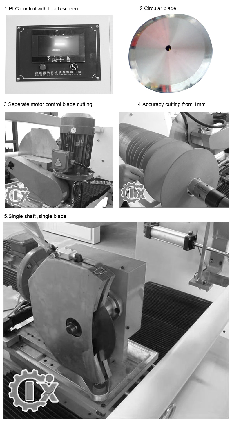 easy to operate auto tape cutting machine