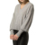 Comfortable new design elbow patch sweater womens open sweater womens ladies red sweater