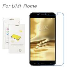 For UMI Rome,3pcs/lot High Clear LCD Screen Protector Film Screen Protective Film Screen Guard For UMI Rome