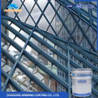 AB362G industrial primer paint zinc rich high performance anti rust epoxy underbody coating