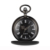 Gold supplier cheap price nursing pocket watch plain engraved blank silver black bronze gold pocket watches