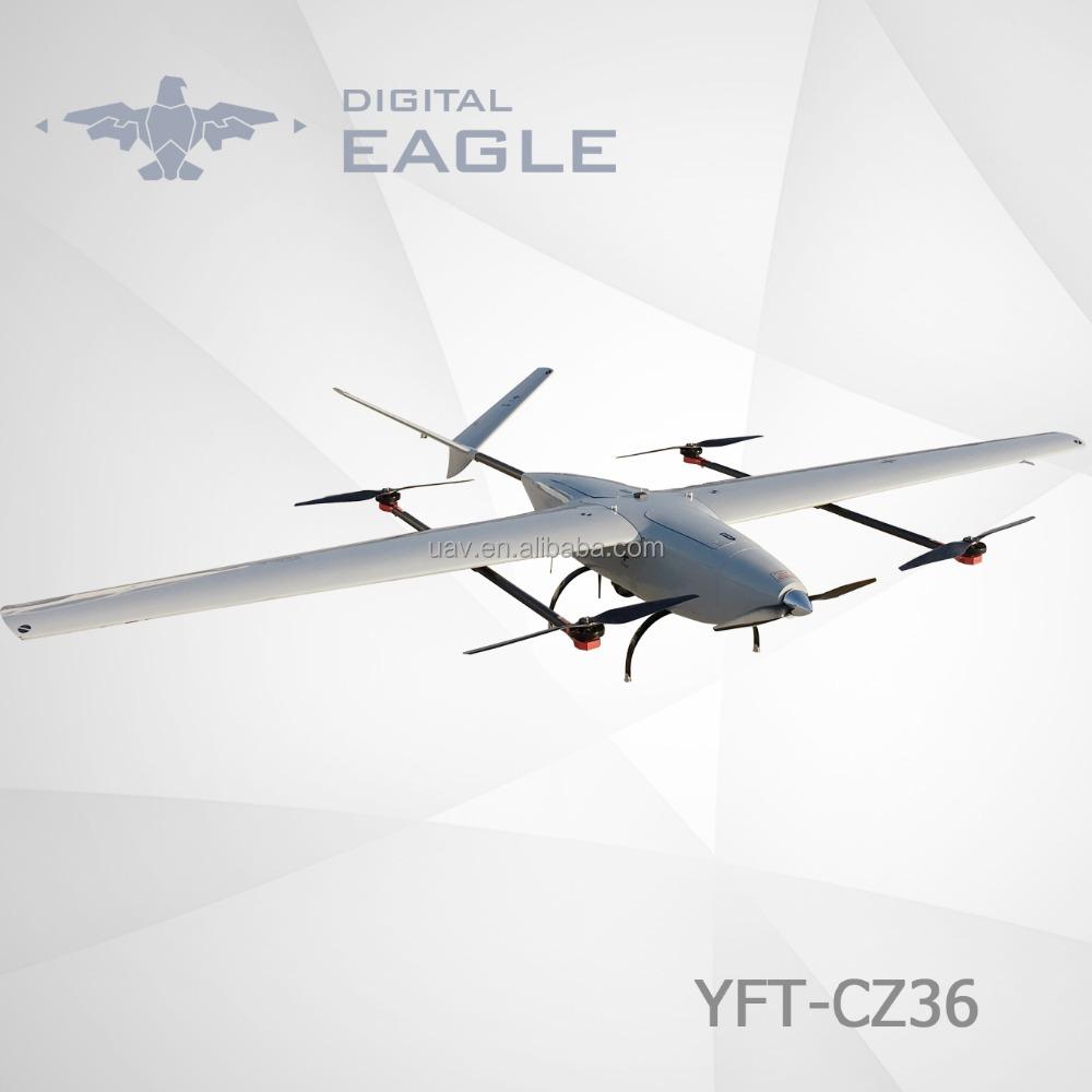 De Yft-cz36 Vtol Drone For Uav Surveillance And Mapping - Buy De Yft-cz36  Vtol Drone,Hybird Uav,Drone For Surveillance And Mapping Product on