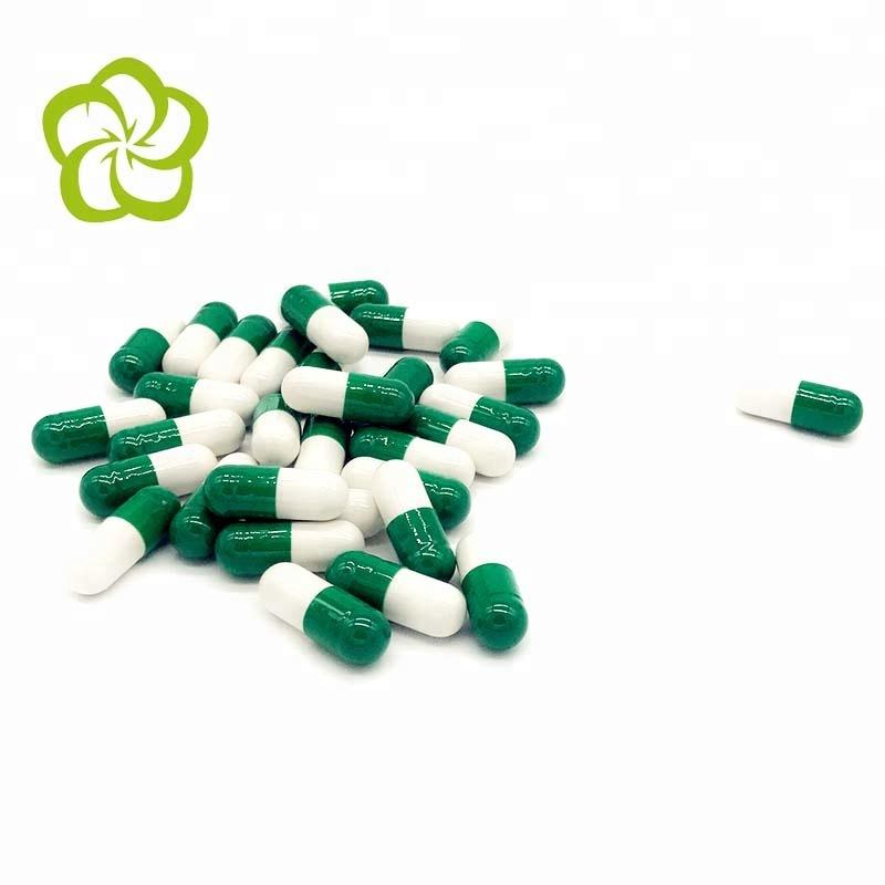Зеленые капсулы для похудения