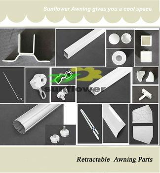 Aluminum Retractable Awning Parts - Buy Aluminum Awning ...
