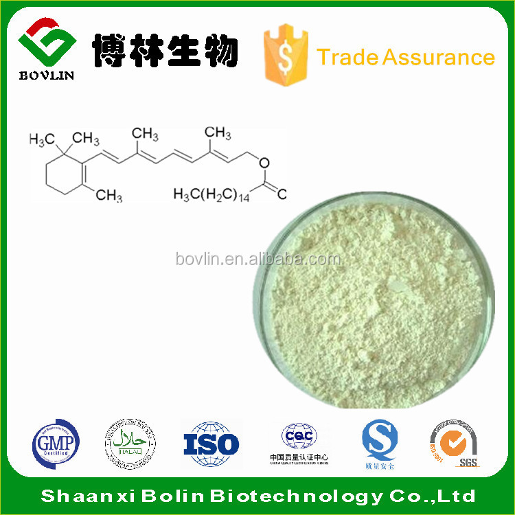 Manufacter Provide Vitamin A Palmitate Powder Oil 1.7Miu