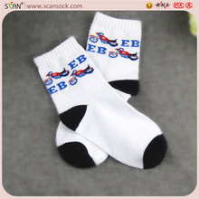 Factory OEM sex young boy white tube socks