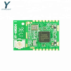 OEM Long range to 100m Save Power TI CC2640 BLE 5.0 bluetooth module