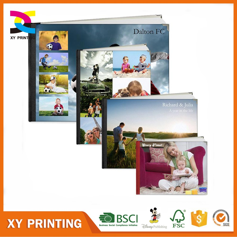 Album Book Printing from China Supplier