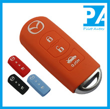 Facttory Wholesale Exclusive Silicone Car Key Cover For Mazda