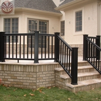 Hot sale low price high quality iron railing