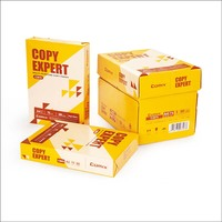 Cheap A4 office 70gsm white copy paper supplier