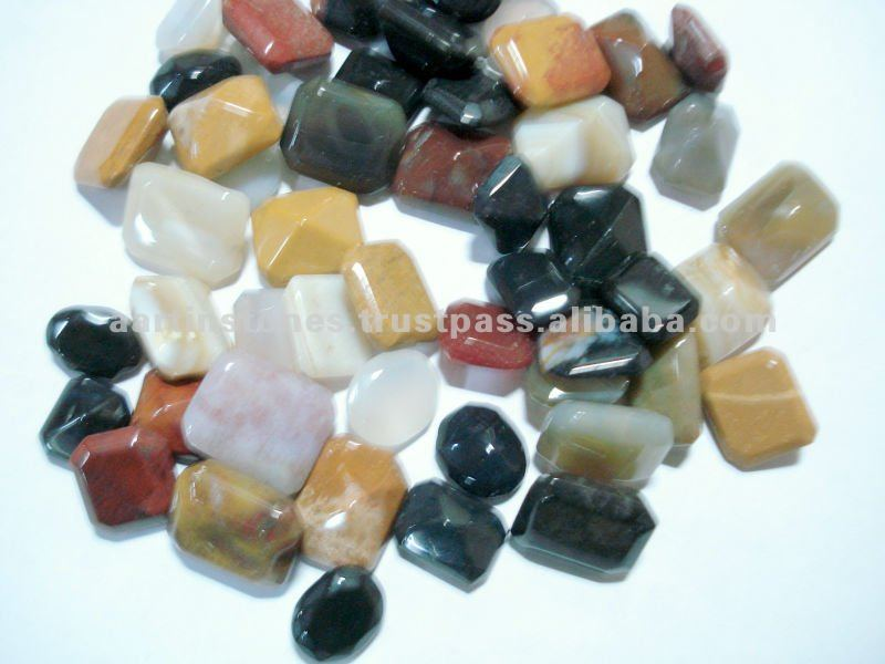 Agate Loose Gemstones & agate cut stones