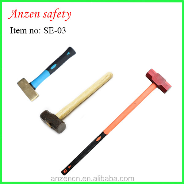 steel handle sledge power hammer 5kg for sale
