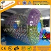 Outdoor giant inflatable roller tube inflatable water roller TW493
