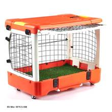Dogs Carry Foldable Pets Carrier Bag Collapsible Pet Cage For Dog Cat