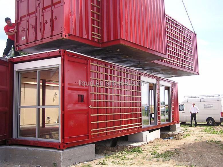 fertighaus sandwichplatte villen fertige container haus. Black Bedroom Furniture Sets. Home Design Ideas