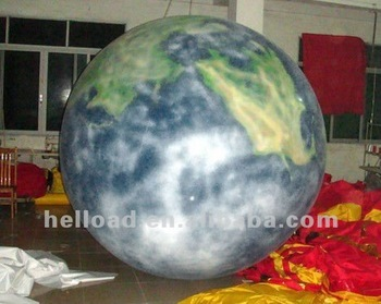 Giant advertising inflatable world map helium balloon buy helium giant advertising inflatable world map helium balloon gumiabroncs Gallery