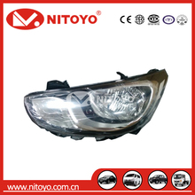 NITOYO 92101-1R030 for Hyundai accent headlamp head light assy