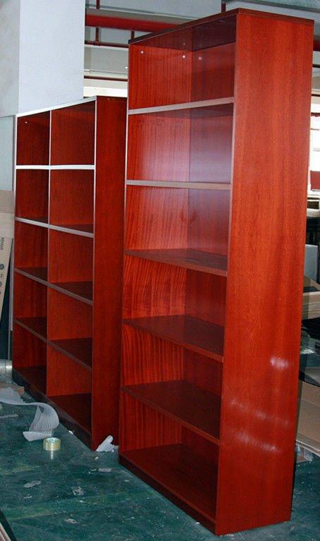 Red Cherry Wood Custom Shelves Bookcase/bookshelves Project Usa - Buy  Shelving Bookcase,Bookshelf,Custom Shelves Product on Alibaba.com