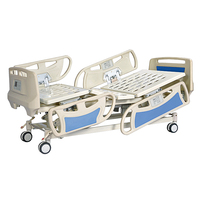 DA-3 High class central-locking 5 function electric hospital bed with weight scale