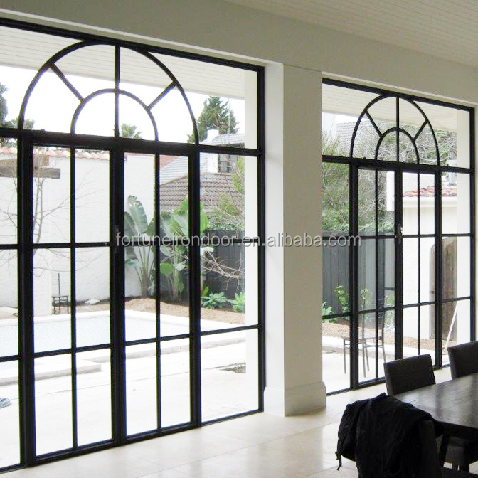 Modern Design Simple Steel Window Grill View Fortune Product Details