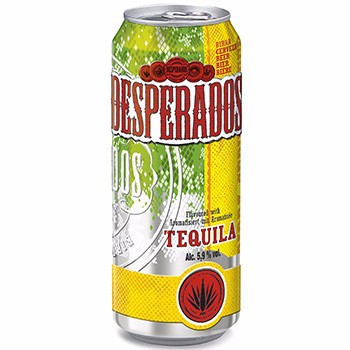 Desperados Beer 50cl cans