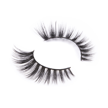 c77c73f83f5 First Quality 3D mink Magnetic eyelashes with custom eyelash packaging