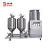 Homebrew all in one nanobrewery 50l home brewing equipment 100 litres china